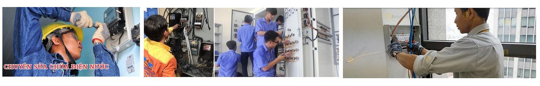 thợ sửa chữa điện nước Minh Nhật